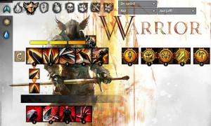 GW2 Warrior Leveling Build - Jesters and Questers - Meneldor